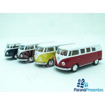 Carro Miniatura Coleção 1962 Vw (kombi) Classical Bus
