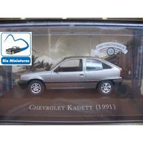 Carros Inesquecíveis Do Brasil Altaya Chevrolet Kadett 1991