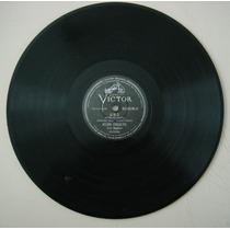Disco 78 Rpm - Nelson Gonçalves - Victor80-0218