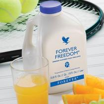 Suco Aloe Vera - Forever Freedom Para Articulações 1 Litro