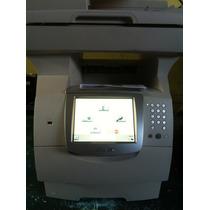 Multifuncional Lexmark X646e - Impressora Copiadora Liinda!!