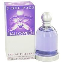 Perfume Halloween Feminino Edt 100ml - Jesus Del Pozo