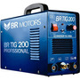 Máquina Inversora De Solda Tig/mma 200a 220v
