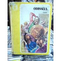 Odisseia Homero Livro 1972 Abril Bom Estado