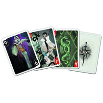 Escuro Luxo Cavalo: Dragon Age Inquisição Playing Cards
