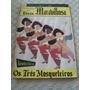 Edição Maravilhosa Nº 1 Ebal 1967 Os Três Mosqueteiros