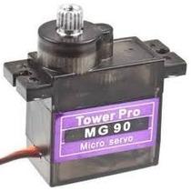 Servo Tower Metal 2.2k Mg Hitec Hs55 Walkera Microcontrolado