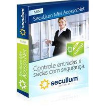Software Controle De Acesso - Secullum Mini Acesso.net