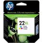 Hp 22xl Colorido C9352cb Hp 1 Un Cartucho De Impressora
