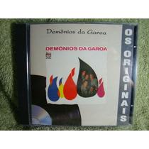 Demônios Da Garoa - Os Originais - Cd Nacional