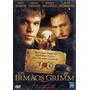 Dvd Os Irmaos Grimm - Novo***
