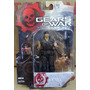 Tk0 Toy Gears Of War S2 10cm Marcus Fenix / Neca