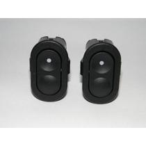 Botão Vidro Eletrico Corsa/classic 6 Pinos Cod (5635)