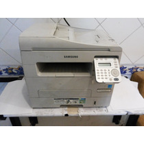 Impressora Multifuncional Samsung Scx 4729 Funcionando