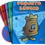 Coleção Pedagógica Projeto Lúdico 1ª Série- Ciranda Cultural