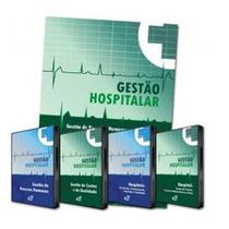 Coleção Gestão Hospitalar - 4 Dvd