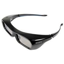 5 Óculos 3d Sony Tdg-br250/b Ativo Para Tv Sony Bravia 3d
