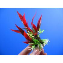Planta Artificial P/ Aquários E Terrários 10cms - Cód.121061
