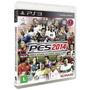 Pes 2014 Br Futebol Português Ps3 Blu-ray Game Original