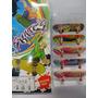 Mini Skate De Dedo Kit Com 5 Modelos Diferentes