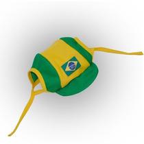Boné Brasil Cão E Gato - Tamanho G