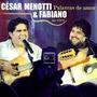 Cd- Cesar Menotti & Fabiano- Palavras De Amor Ao Vivo- Lacra