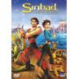 Sinbad - A Lenda Dos Sete Mares - Dvd Original E Lacrado