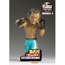 Dan Henderson Unico Boneco Dele No Ml.round 5.womma.ufc.tuf