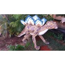 Aluguel Venda De Escultura Boneco Dinossauro Em Fibra