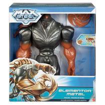 Max Steel Mattel Elementor Metal Bhf58
