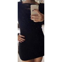 Vestido Trico Tricot Thassia Manga Comprida Moda Exclusiva