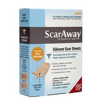 Scaraway Fita De Silicone Para Cicatrizes (8 Fitas)