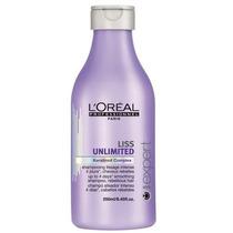 Shampoo Loréal Liss Unlimited Disciplinante 250ml