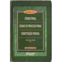 Código Penal Processo E Constituição Federal - Anne Joyce