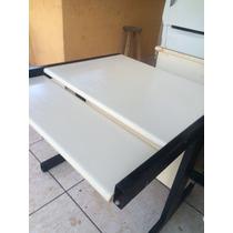 Mesa De Computador/escritório Sem Gavetas - 80cm X 70cm