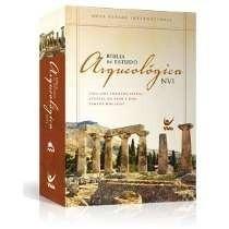 Biblia De Estudo Arqueologica Capa Dura Nvi