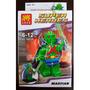 Martian Manhunter Liga Da Justiça - Lele Compatível Com Lego