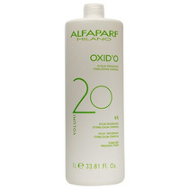 Água Oxigenada 20 Volumes 1l [sdl- Alfaparf] - Al137