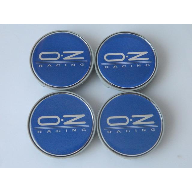 Calota Oz Racing Para Rodas Esportivas 58mm