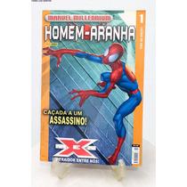 Ultimate Homem Aranha 1,2,3,4,5 E 6 Editora Panini