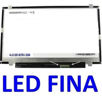 Tela 14 Led Slim Para Sti Is1442 - Nova