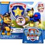Paw Patrol Chase Action Pack Pup E Badge-patrulha Canina