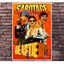 Poster Exclusivo Beastie Boys Rock Hip Hop Rap - Tam 30x42cm