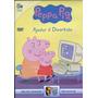 Dvd Peppa Pig Ajudar É Divertido