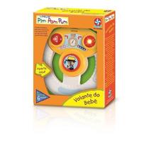 Brinquedo Coleção Pim Pam Pum Volante Do Bebê Da Estrela