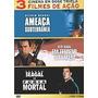 Dvd Original: 3x1 Filmes De Ação : Steven Seagal - Lacrado