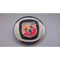 Emblema Parafuso Fiat Abarth P/ Grade Palio 01/07 Ger 2- Bre