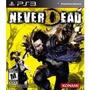 Ps3: Never Dead - Jogo Original E Lacrado