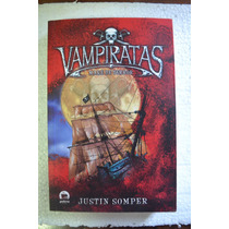 Livro- Vampiratas- Maré De Terror-justin Somper
