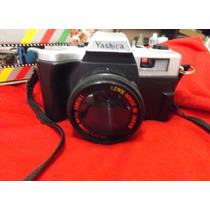 Câmera Yashika 2000n Funcionando